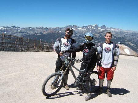 Mammoth Mountain Steve, Nancy, Eric