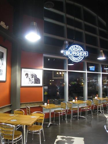 Fulton Market Burger Company