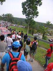 Sepang race