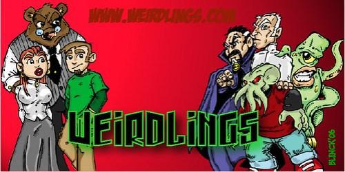Weirdlings Promo