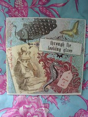 Through the Looking Glass - May Liquid Sky Arts CD Swap: My Mix