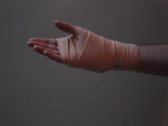 The Hand, The Bandage