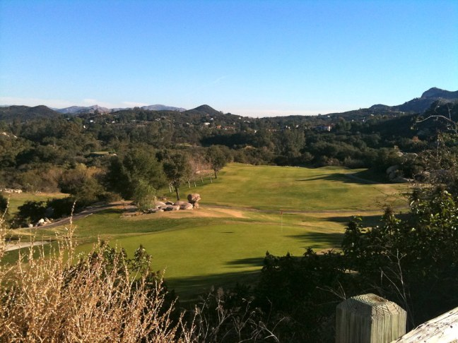 Mt. Woodson Golf Course