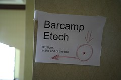 Bar Camp ETech