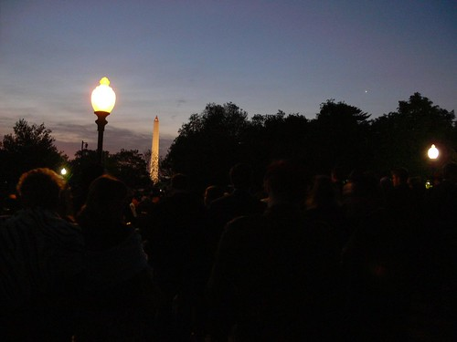 ANZAC Day Dawn Service in Washington DC