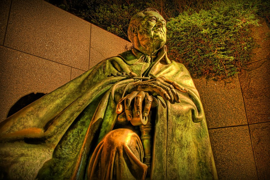 FDR in HDR