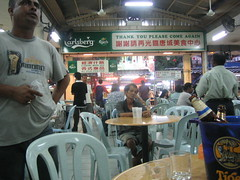 KL Chinatown Food Court