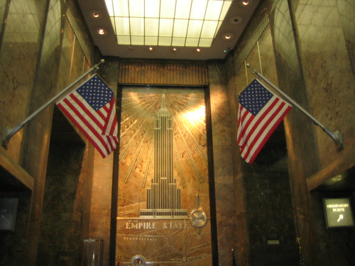 Inside Empire State Building