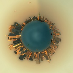 Planet Manhattan (Generation II)