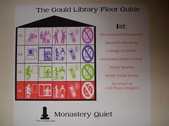 Quiet Levels: 1st floor