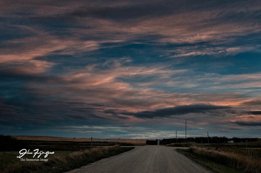 Crossroads, Evening