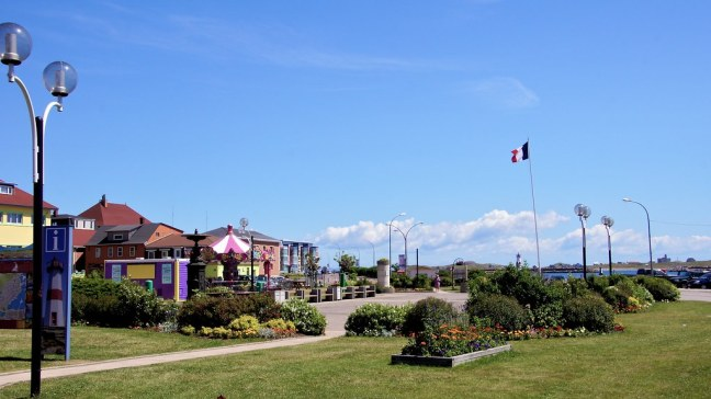 Downtown Saint-Pierre