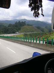 Uphill road to Genting