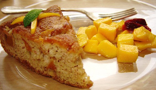 Mango cake-Entry to JFI