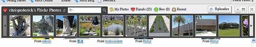 Flock m6 的 photo topbar