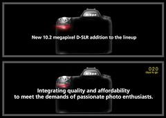 Nikon D90 teaser