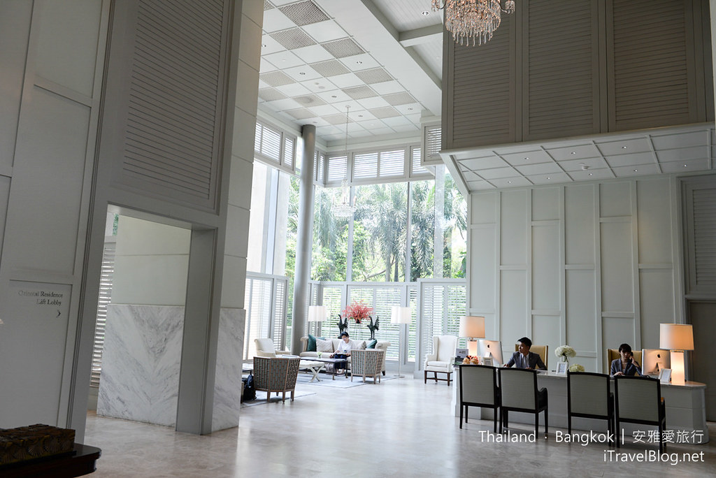 曼谷東方公寓 Oriental Residence Bangkok 01