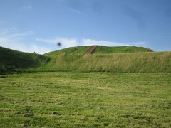 Cahokia Burial Mounds