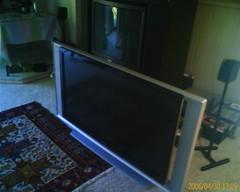 Scoble's new Sony HDTV