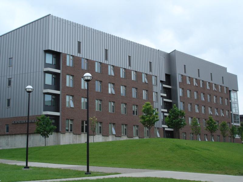 University Of Cincinnatis Varsity Village And Campus Rec