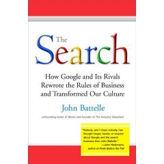 The Search book cover