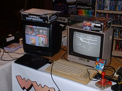 Retro Computer Fair, Croydon Fairfields Hall, 2004