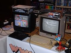 Retro Computer Fair, Croydon Fairfields Hall, 2004