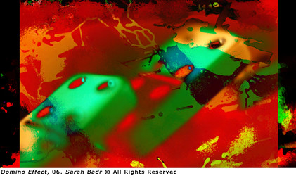 Domino Effect, Sarah Badr (c)