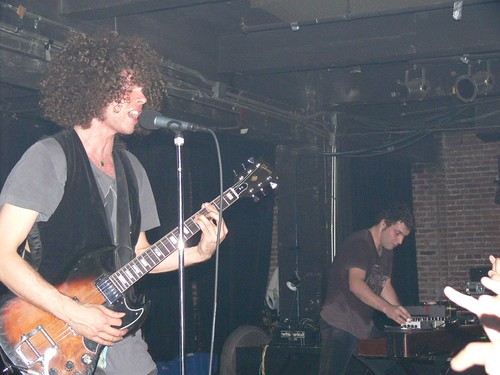 Wolfmother at the Black Cat 6/6/6