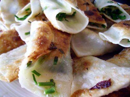 Chicken & Chive Dumplings