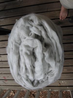 undyed fleece