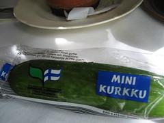 Minikurkku