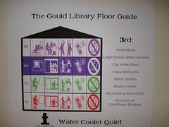 Quiet Levels: 3rd floor