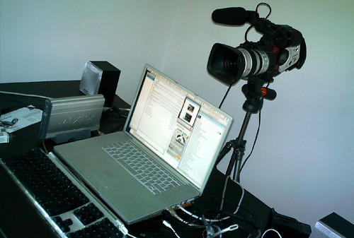 The most expensive webcam of all times?