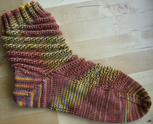 Harvest Moon Socks That Rock RPM Sock