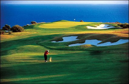 Aphrodite Hills Golf Resort in Paphos, Cyprus