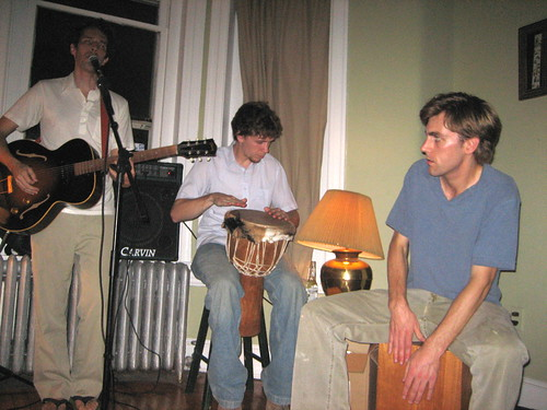 Houseconcert on the Hill