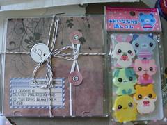 Liquid Sky Arts CD swap: from Leslie