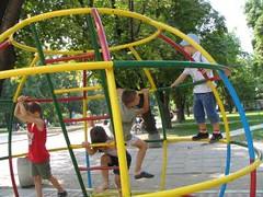 Schools ban playground games
