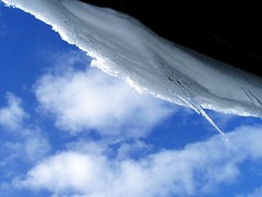 Icicle and the Sky
