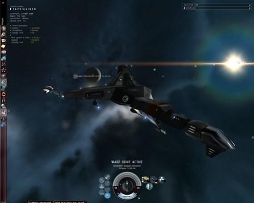2005.12.25.07.51.14 Condor Warping to Ishisomo Stargate