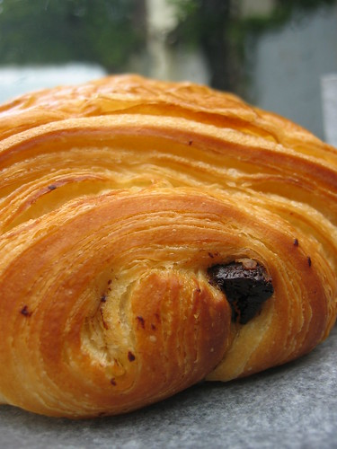 A Chocolate Croissant (not Canto 6)
