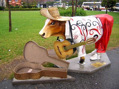 vaca gaucho