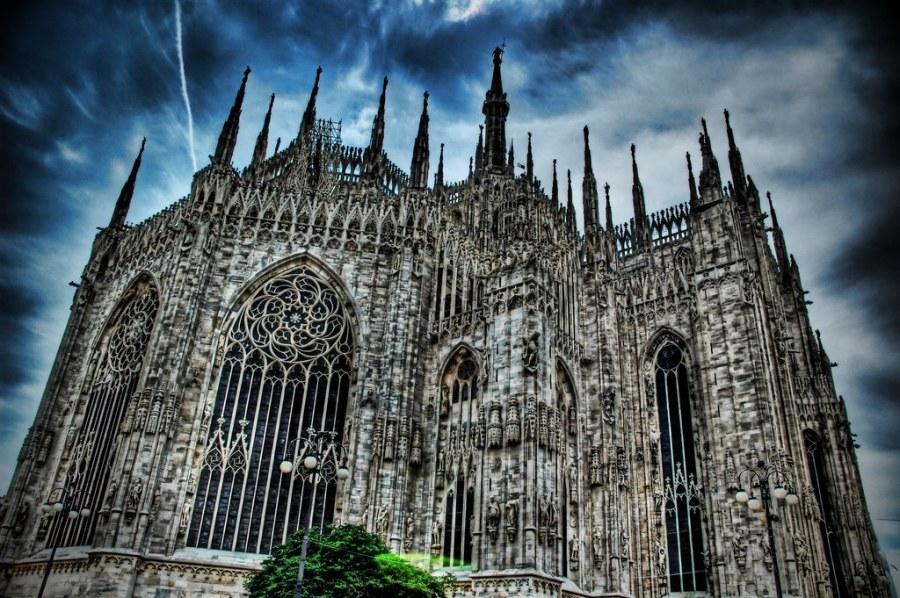 Dark Duomo