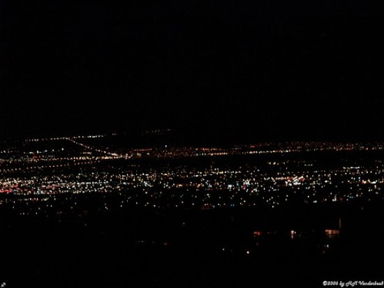 The Lights of Albuquerque
