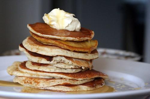 Pancake stack glory