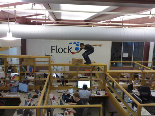 Cubicle Surfing