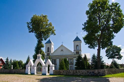 Valkininkų bažnyčia