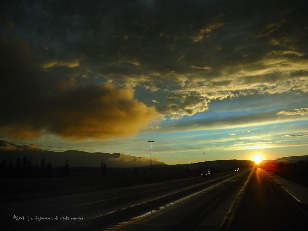 Balmoral Sunset