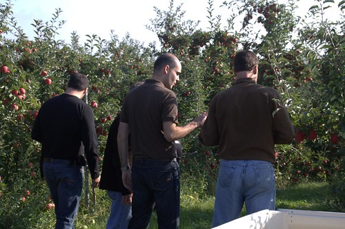 Longo's Produce Managers Field Trip